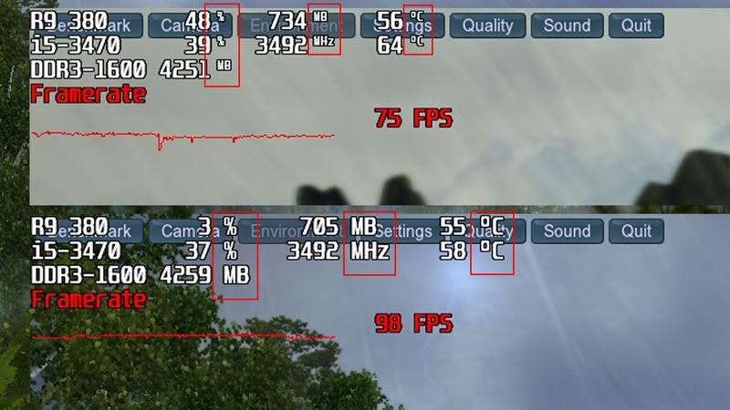 MSI Afterburner Overlay Customization Guide