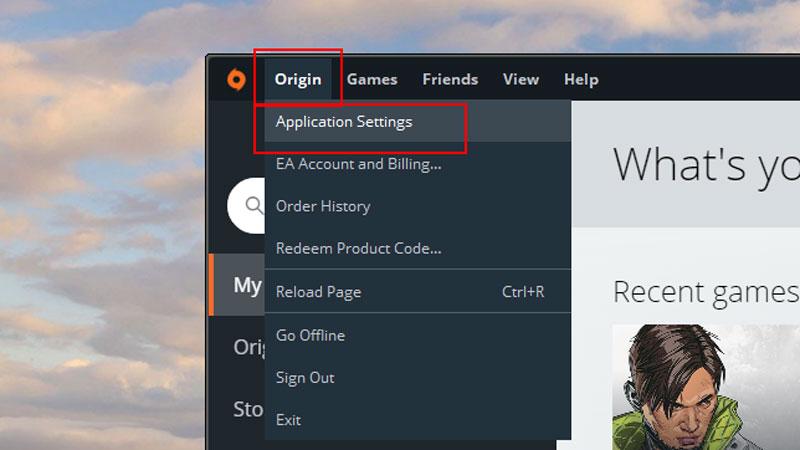 FPS Counter origin
