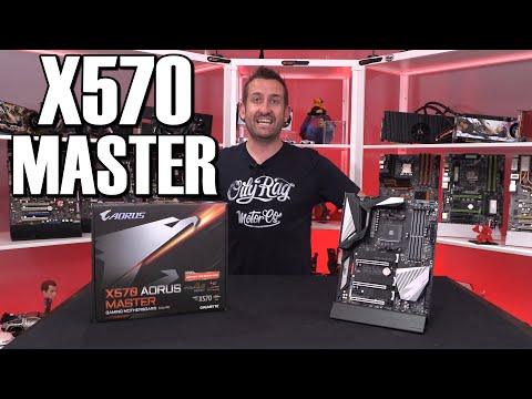 Gigabyte Aorus X570 Master FULL Review