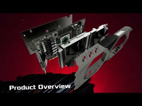 ASRock Phantom Gaming X Radeon RX590 8G OC Graphics Card – Forged For Gamers