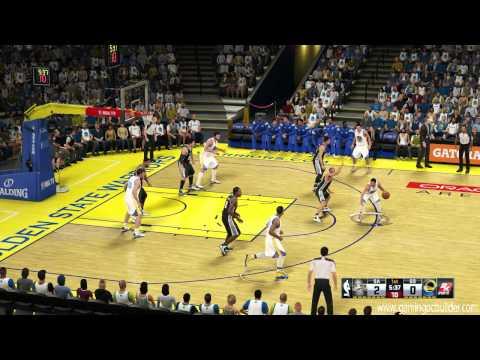 NBA 2K15 Benchmark Sequence