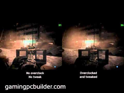 Battlefield 3 Side-by-Side OC Comparison