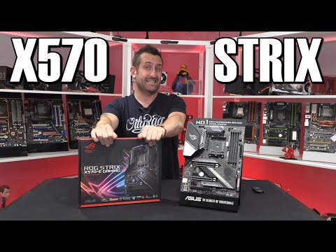 Asus ROG Strix X570 E Review 3900x