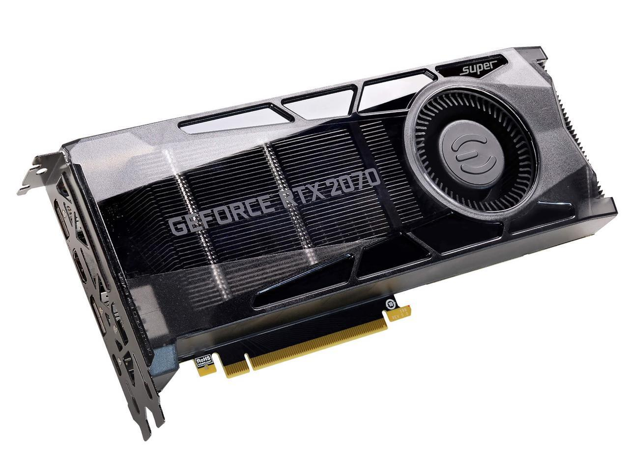EVGA GeForce 2070 SUPER GAMING