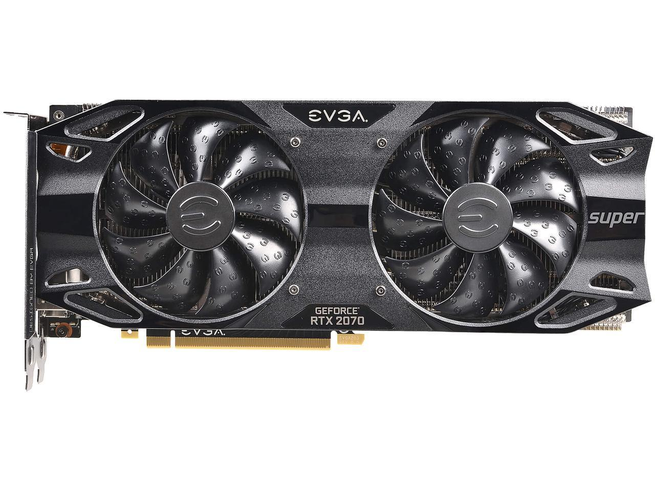 EVGA GeForce RTX 2070 SUPER BLACK GAMING