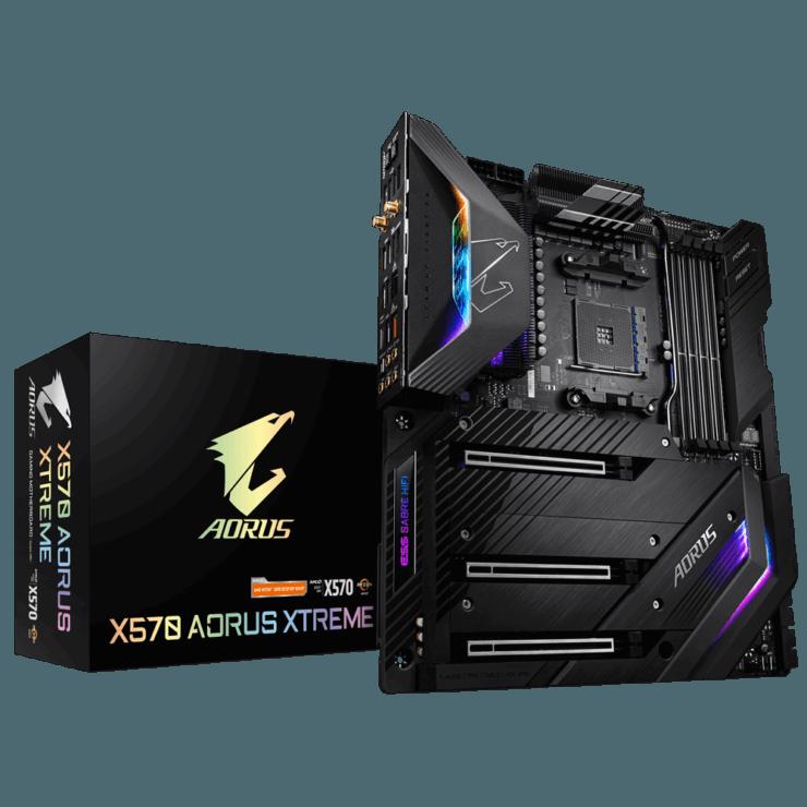 X570 AORUS Xtreme