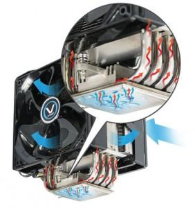 Vapor-X CPU Cooler