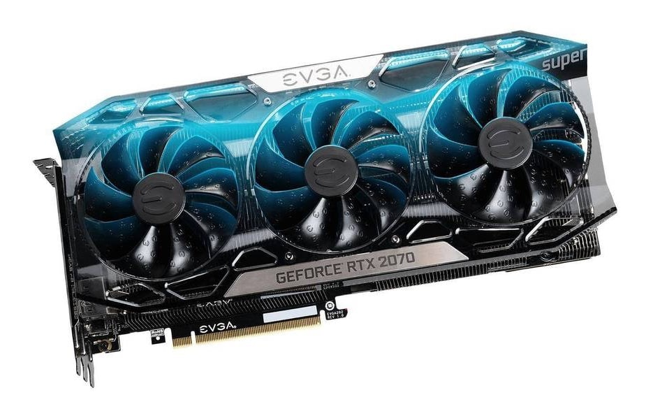 EVGA GeForce RTX 2070 SUPER FTW3 ULTRA