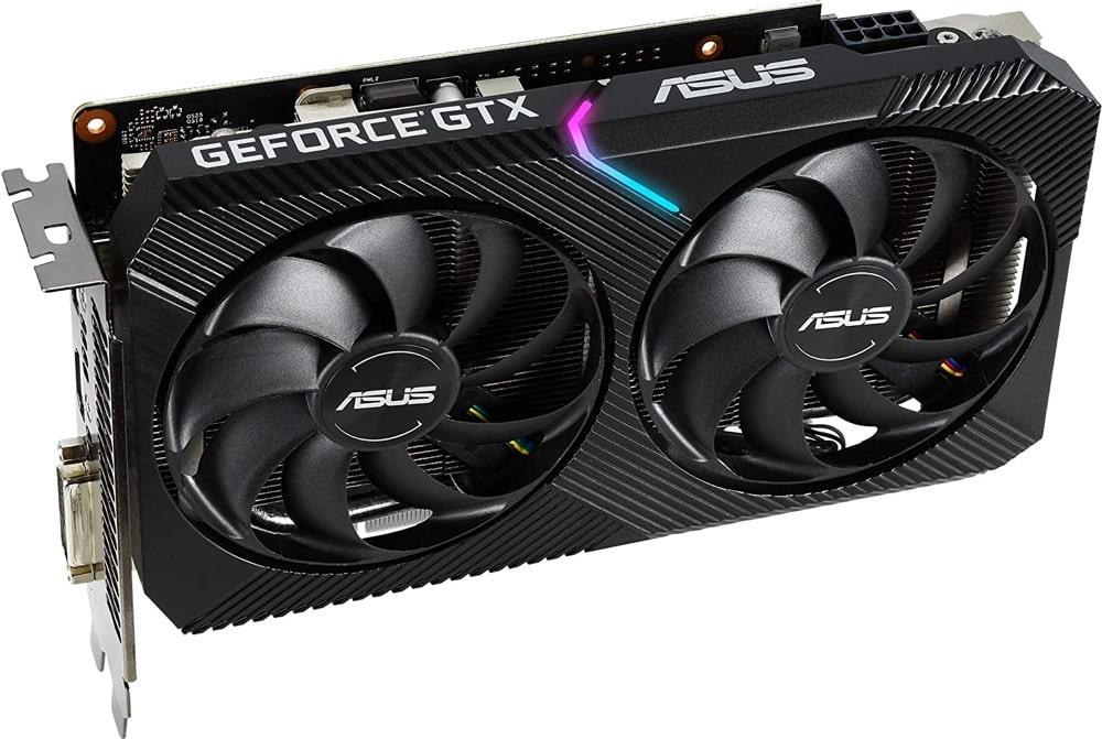 ASUS Dual GeForce GTX 1660 Super Mini