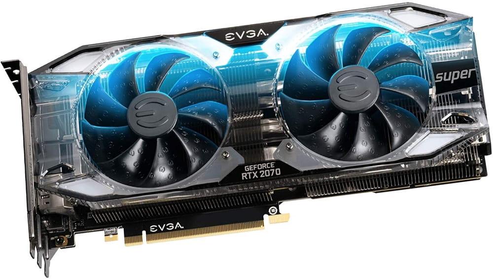 evga 2070s dual GPU