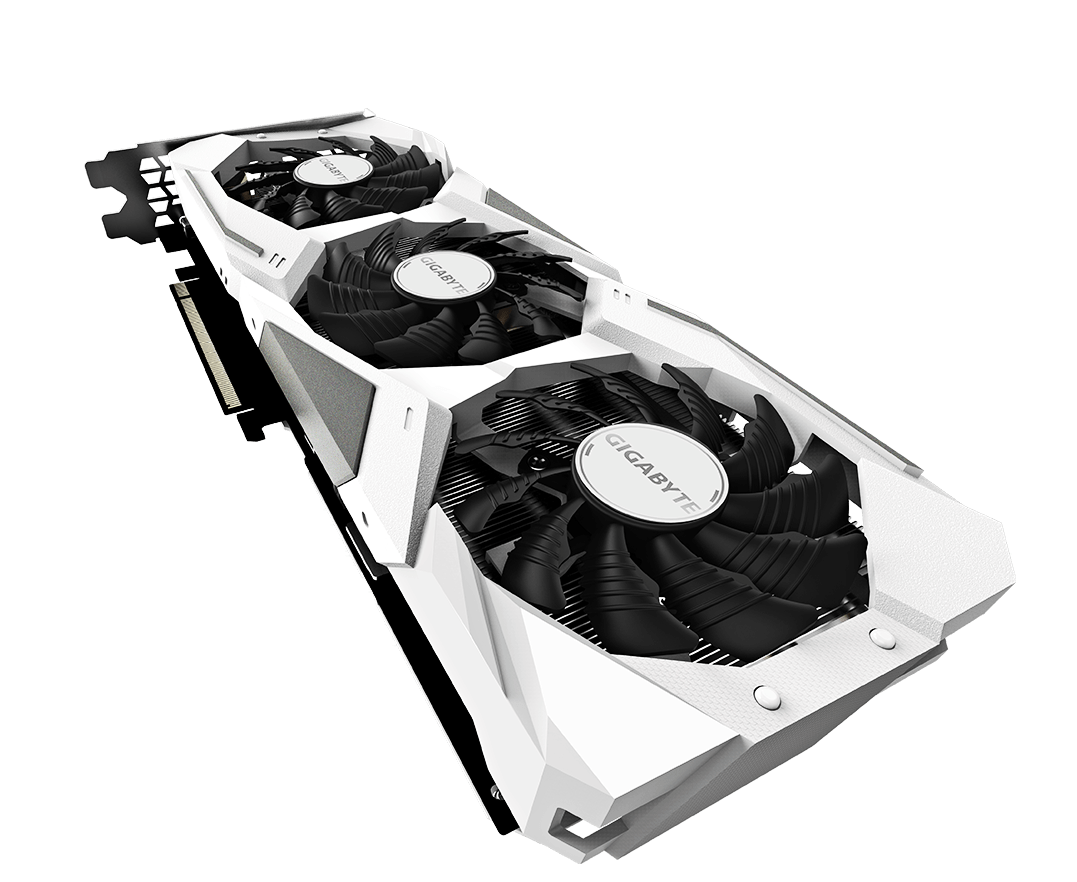 GIGABYTE GeForce RTX 2070 Super GAMING OC WHITE