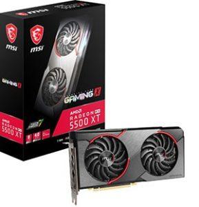 msi rx5500 xt GPU