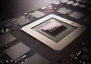 AMD Radeon RX 5600 XT GPU Chip