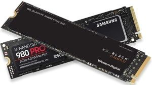 Samsung 980 PRO Vs WD SN850