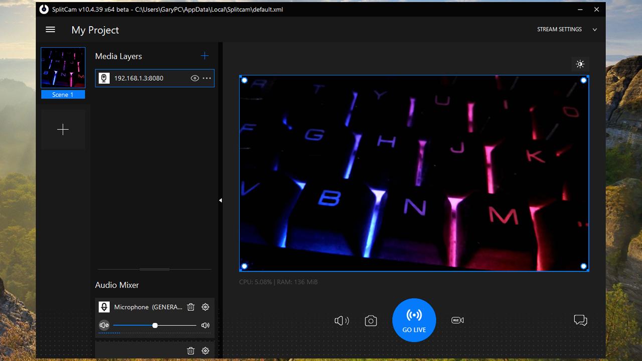 Use Your Phone as Webcam SplitCam IP Webcam