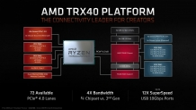 Threadripper 3960X & 3970X to Launch on November 25th