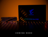 Gigabyte/Aorus is Gearing up for PCIe 4.0 SSDs