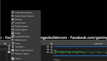 OBS Live Streaming Guide