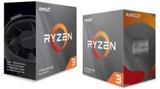 AMD Announces B550 Chipset and 3rd-gen Ryzen 3 CPUs