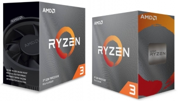 AMD Announces B550 Chipset and 3rd-gen Ryzen 3 CPUs