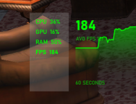 How to Show FPS Counter